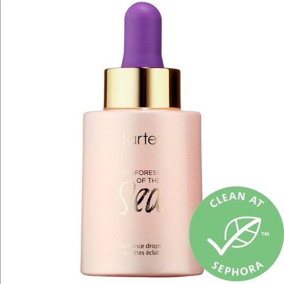 SEA radiance drops from Tarte